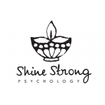 Shine Strong Psychology logo