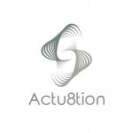 Actu8tion logo