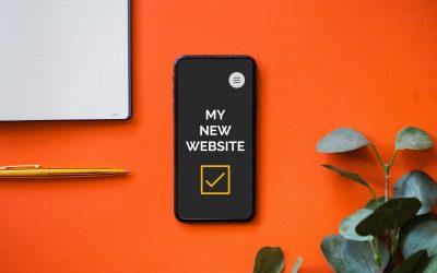 Handy Website checklist