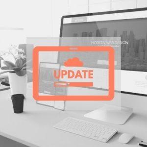 website updates by Beaconworth Digital